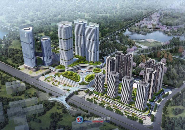 今日香沙御景园-深圳房地产信息网