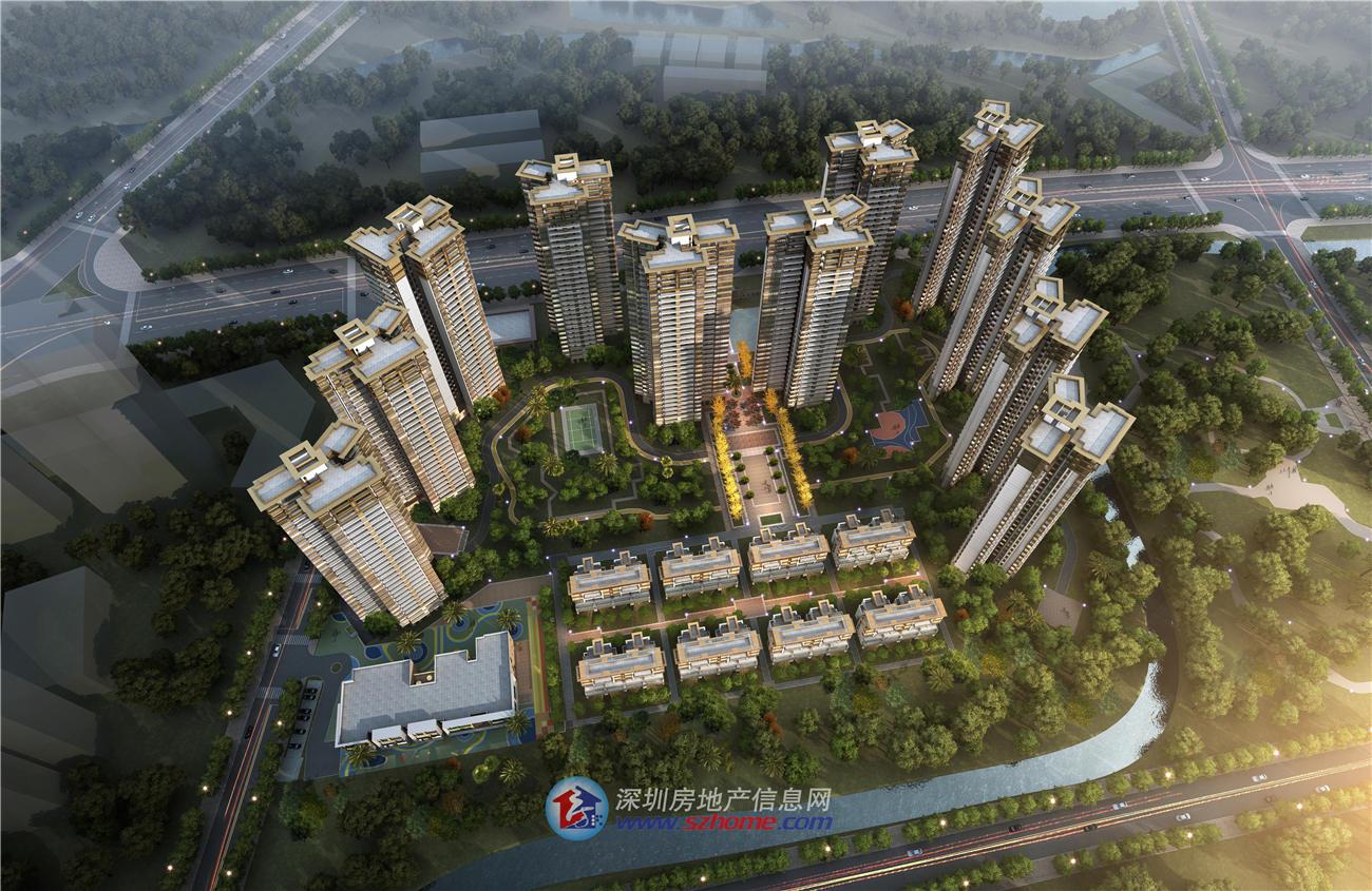 金融街·金悦府-金融街·金悦花园-深圳房地产信息网
