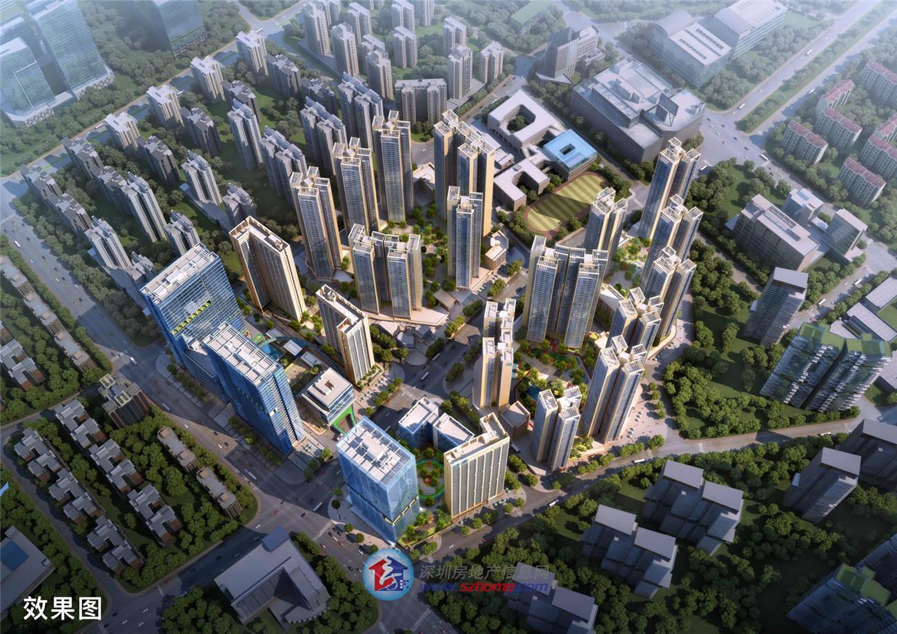 万科星城-深圳房地产信息网