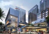 中珠新时代广场效果图