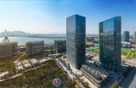 前海卓越时代广场·港湾金街实景图
