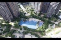 恒地悦山湖实景图