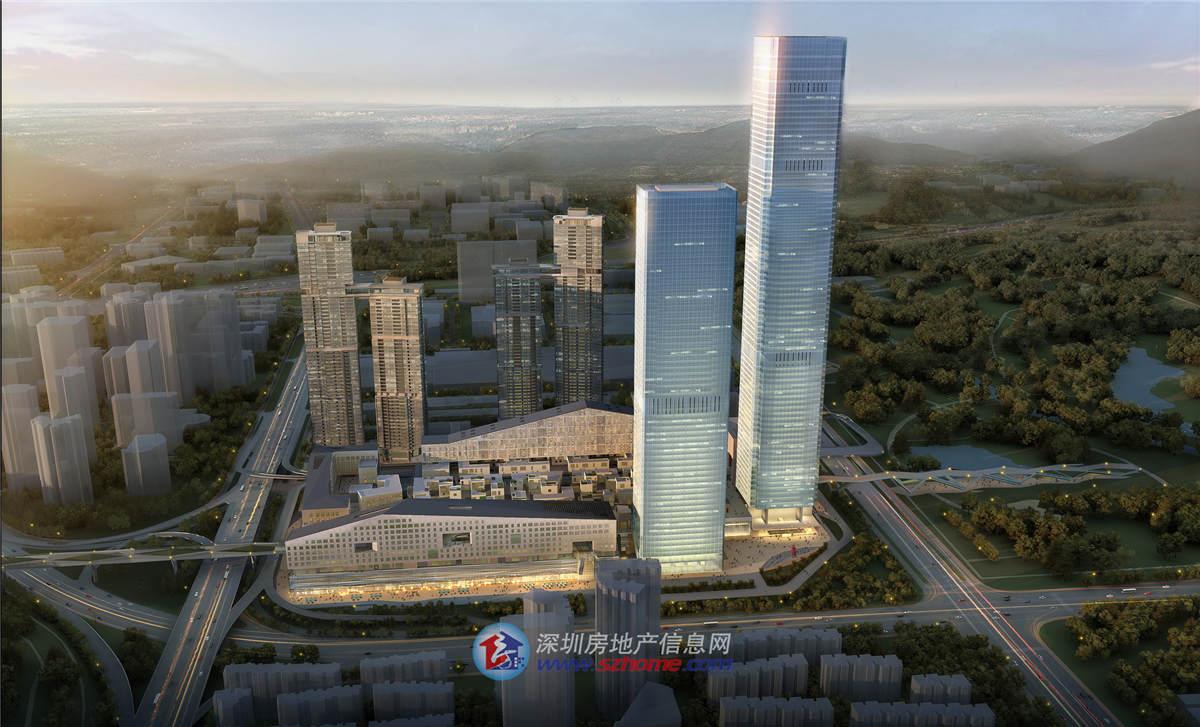 深业上城-深业上城(北区)-深圳房地产信息网