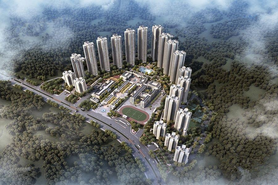 广州增城万科城