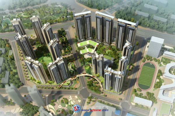 恒大城-恒大成一期花园、恒大成二期花园-深圳房地产信息网