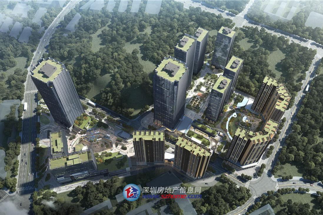 乐荟科创中心-深圳房地产信息网
