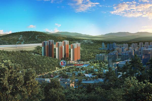 清林半山花园-深圳房地产信息网