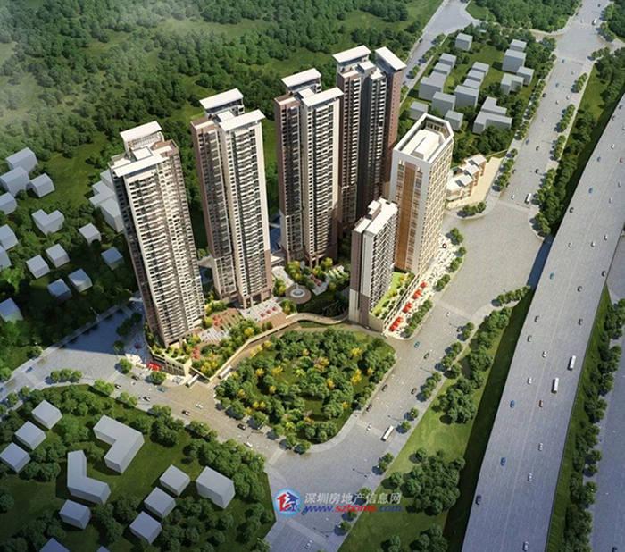 锦顺名居-深圳房地产信息网