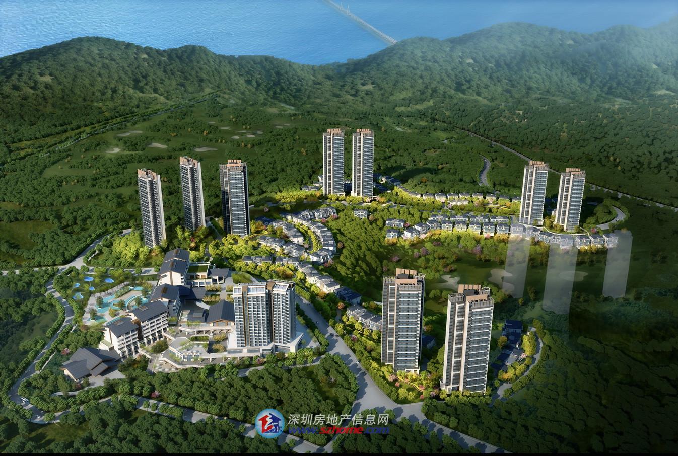 星河山海半岛-深圳房地产信息网