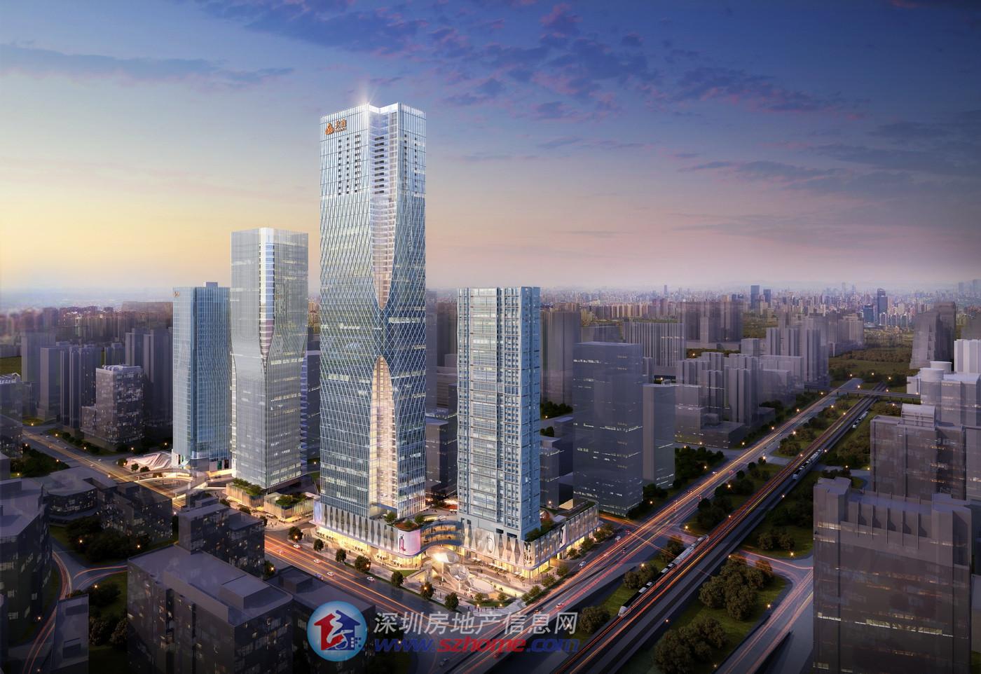 兆鑫汇金广场-深圳房地产信息网