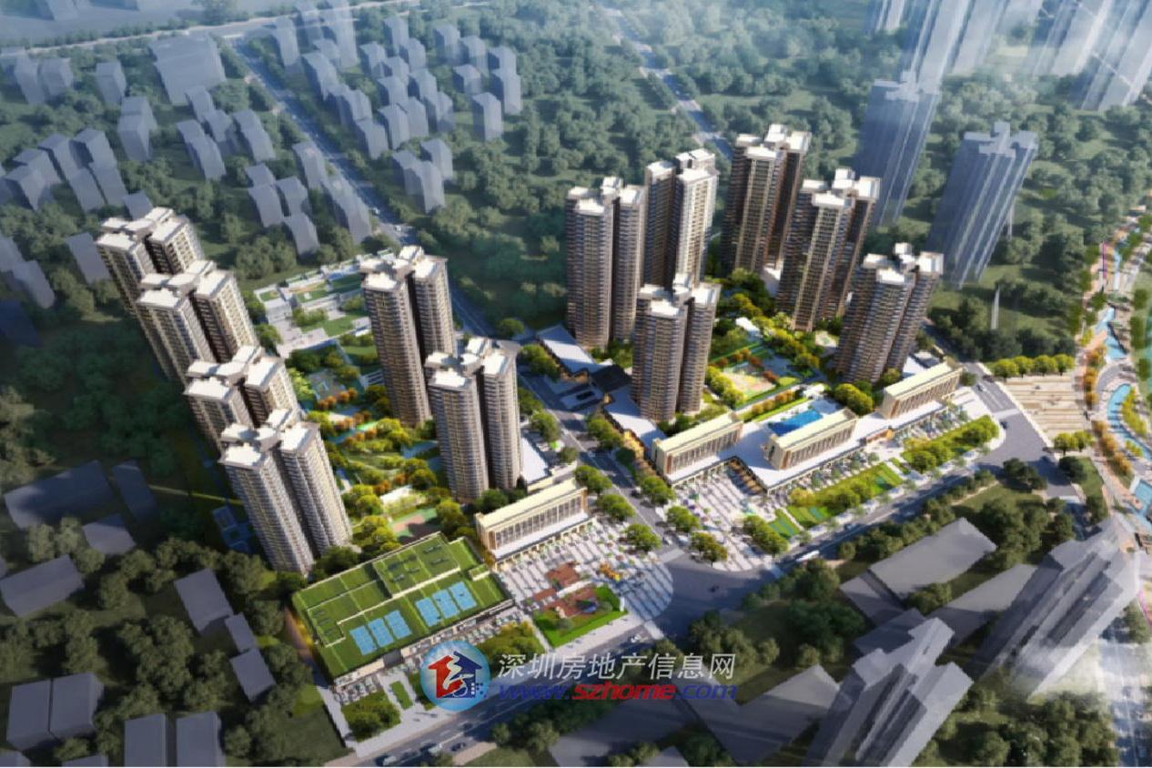 东部万科城-万荟花园-深圳房地产信息网