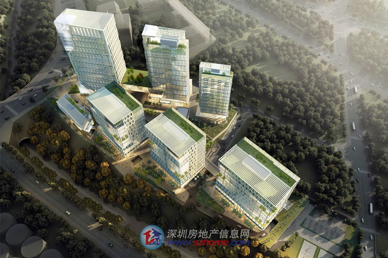 康利城-康利物联谷大厦-深圳房地产信息网