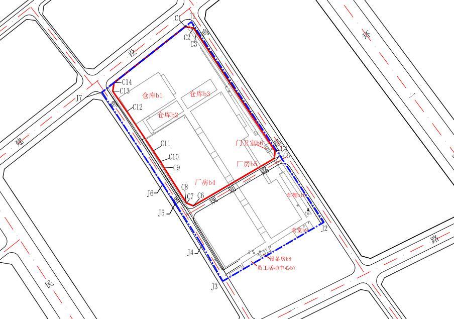 深圳北(龙华)商务中心大二期城市更新单元01-01地块一期安居房效果图