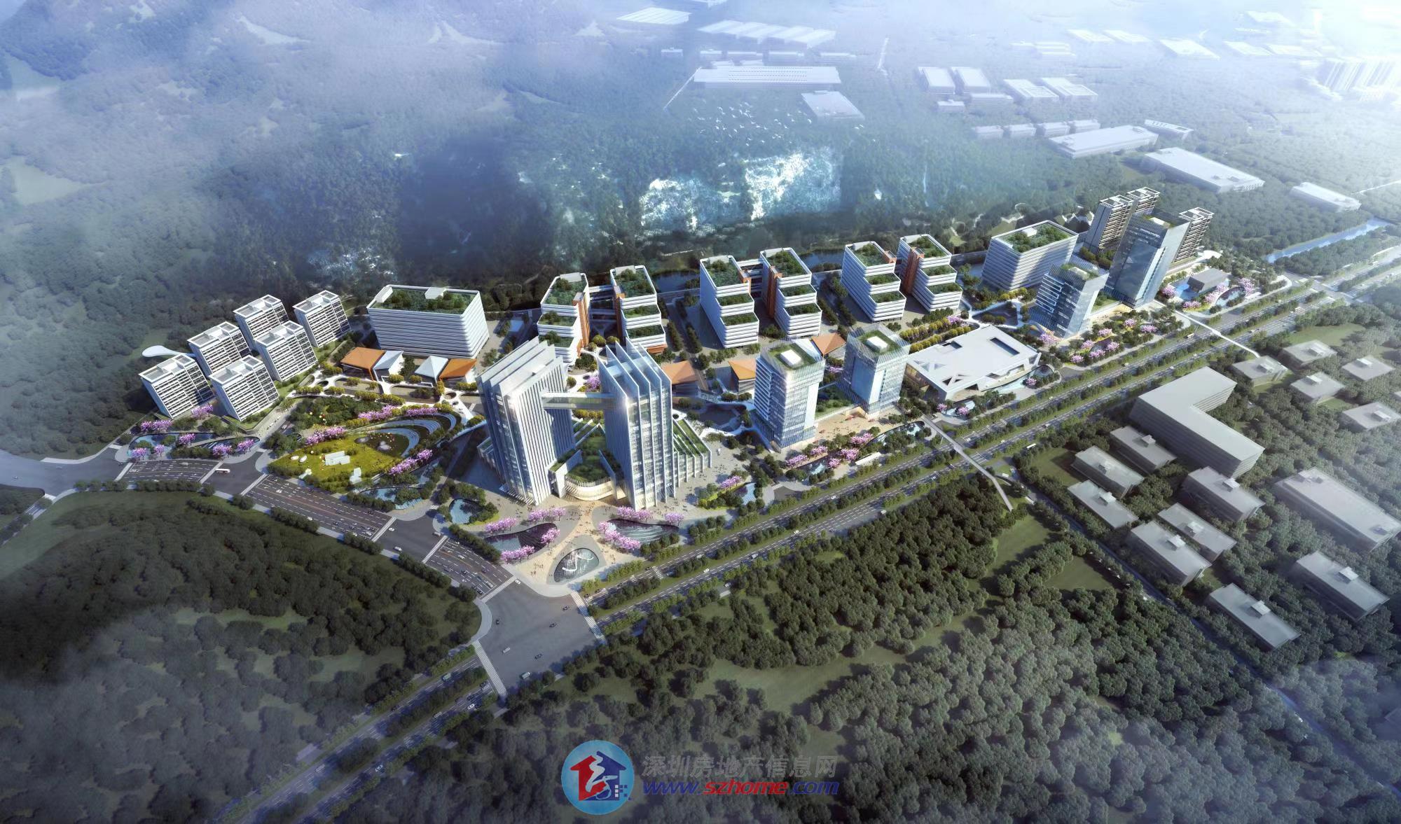 深汕工业互联网制造业创新基地