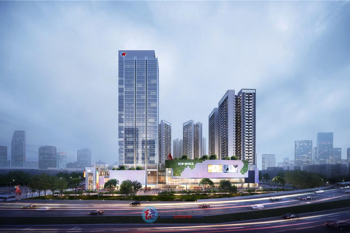 新世界松风明月公寓-新世界松风明月花园-深圳房地产信息网