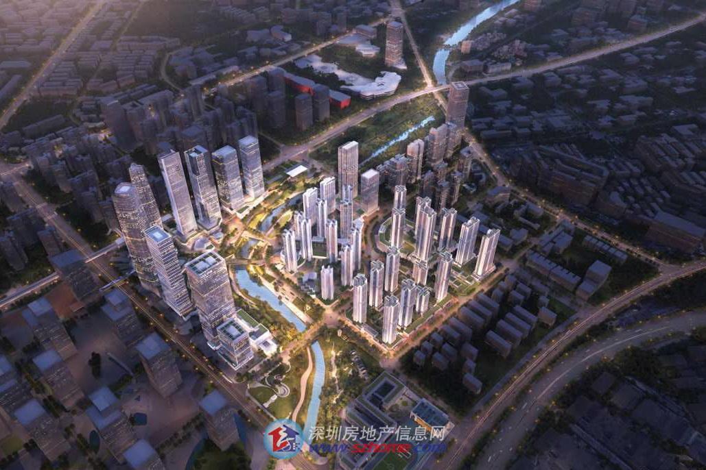 合正方洲-合正方州-深圳房地产信息网