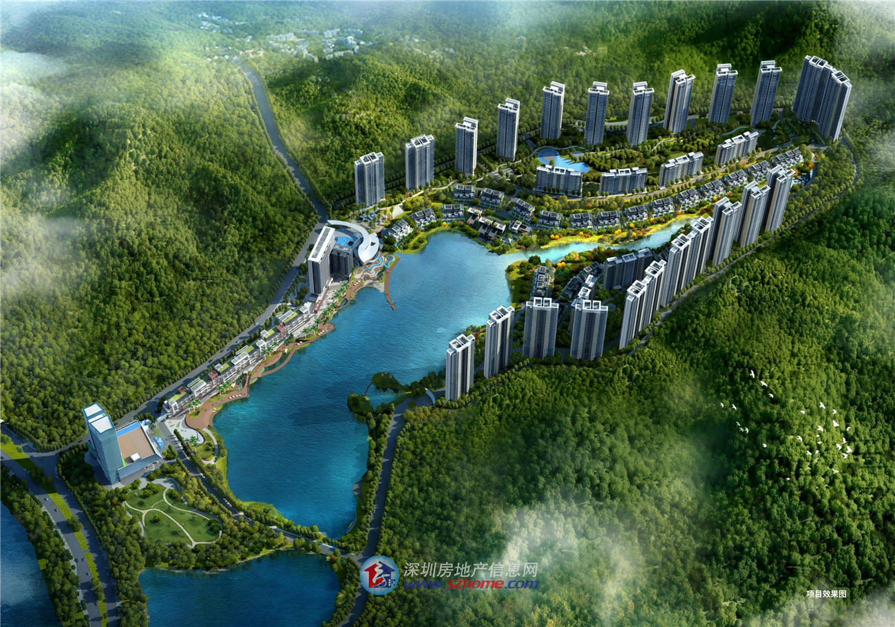 岭南九龙湾-咚咚地产头条