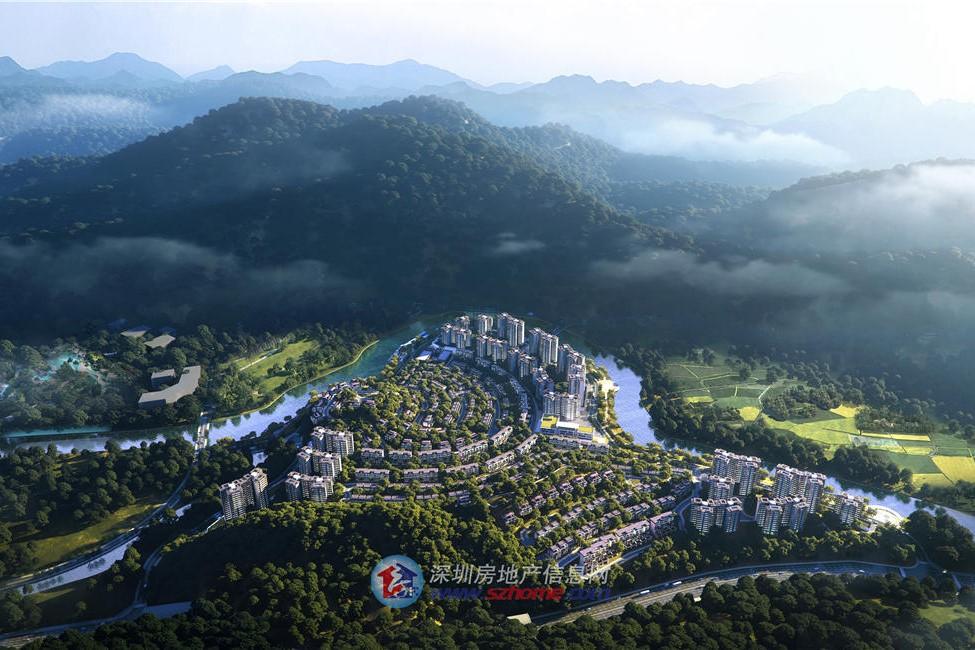 中国铁建·观山云邸
