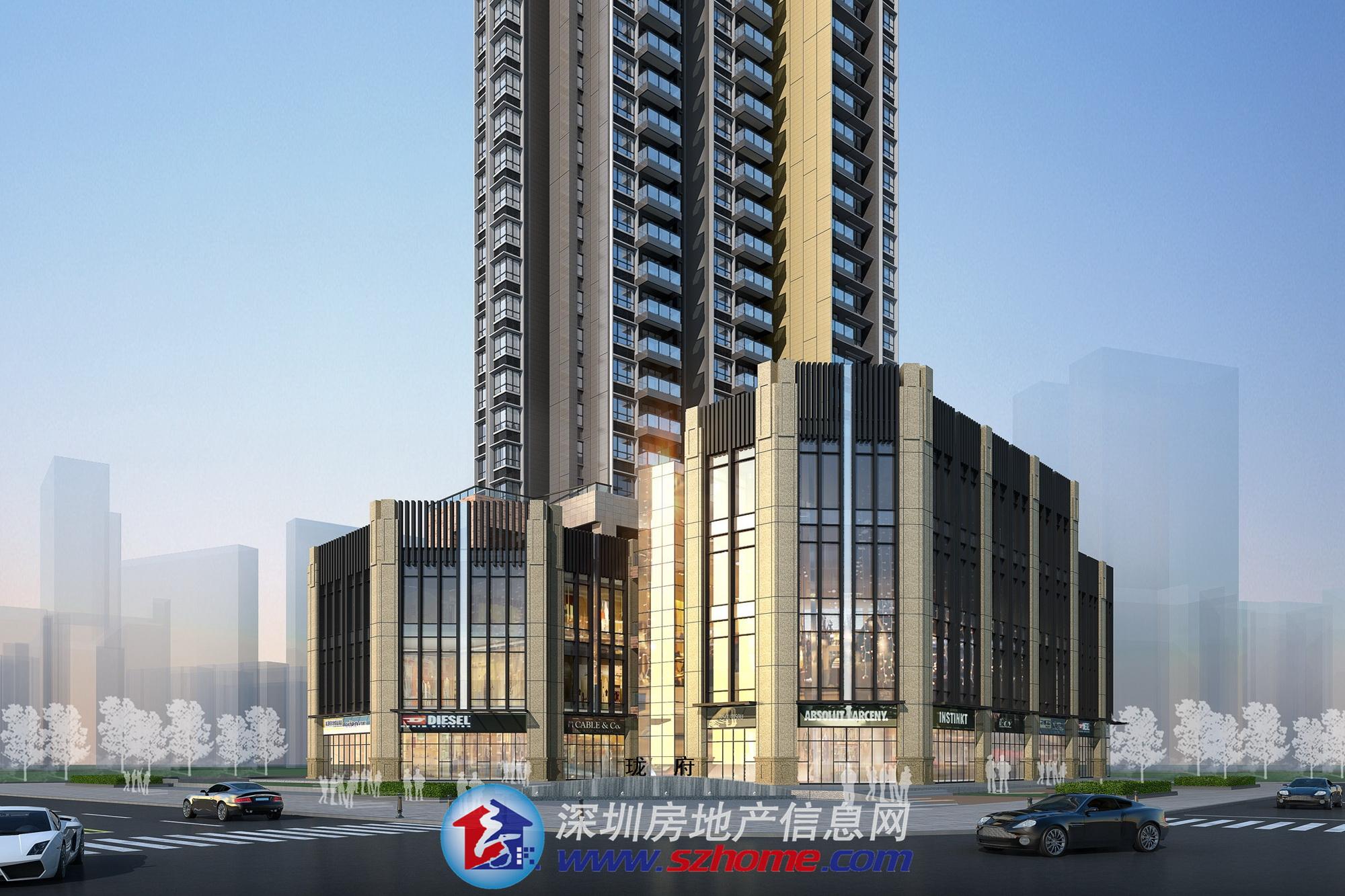 皇嘉珑府-深圳房地产信息网