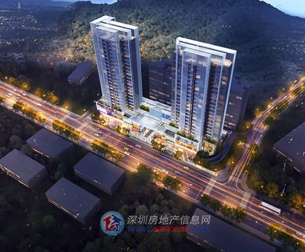 亚太·半山樾府-青湖1号-深圳房地产信息网